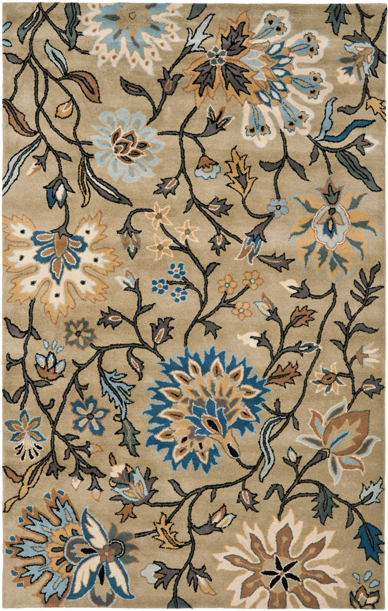 Rug Jar724b Jardin Area Rugs By Safavieh