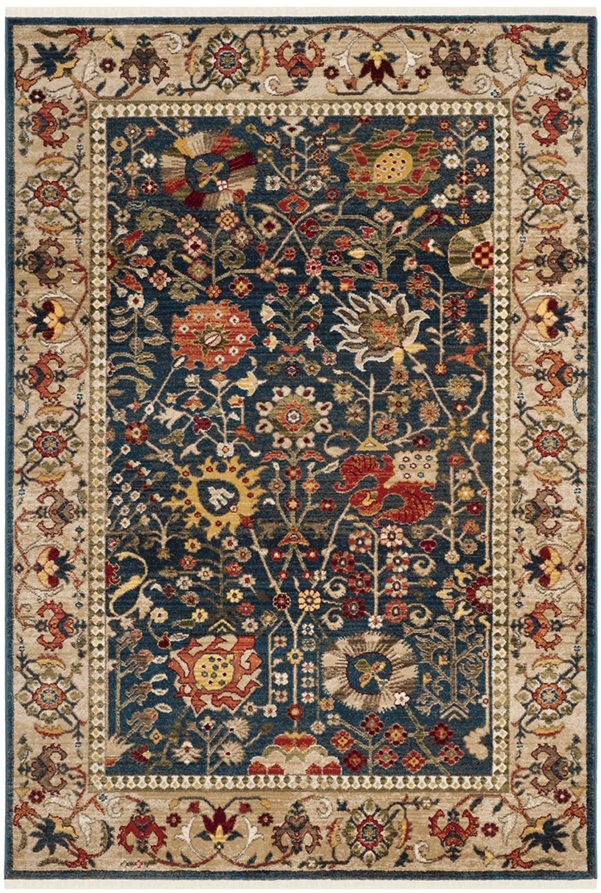 Rug Ksn303g Kashan Area Rugs By Safavieh