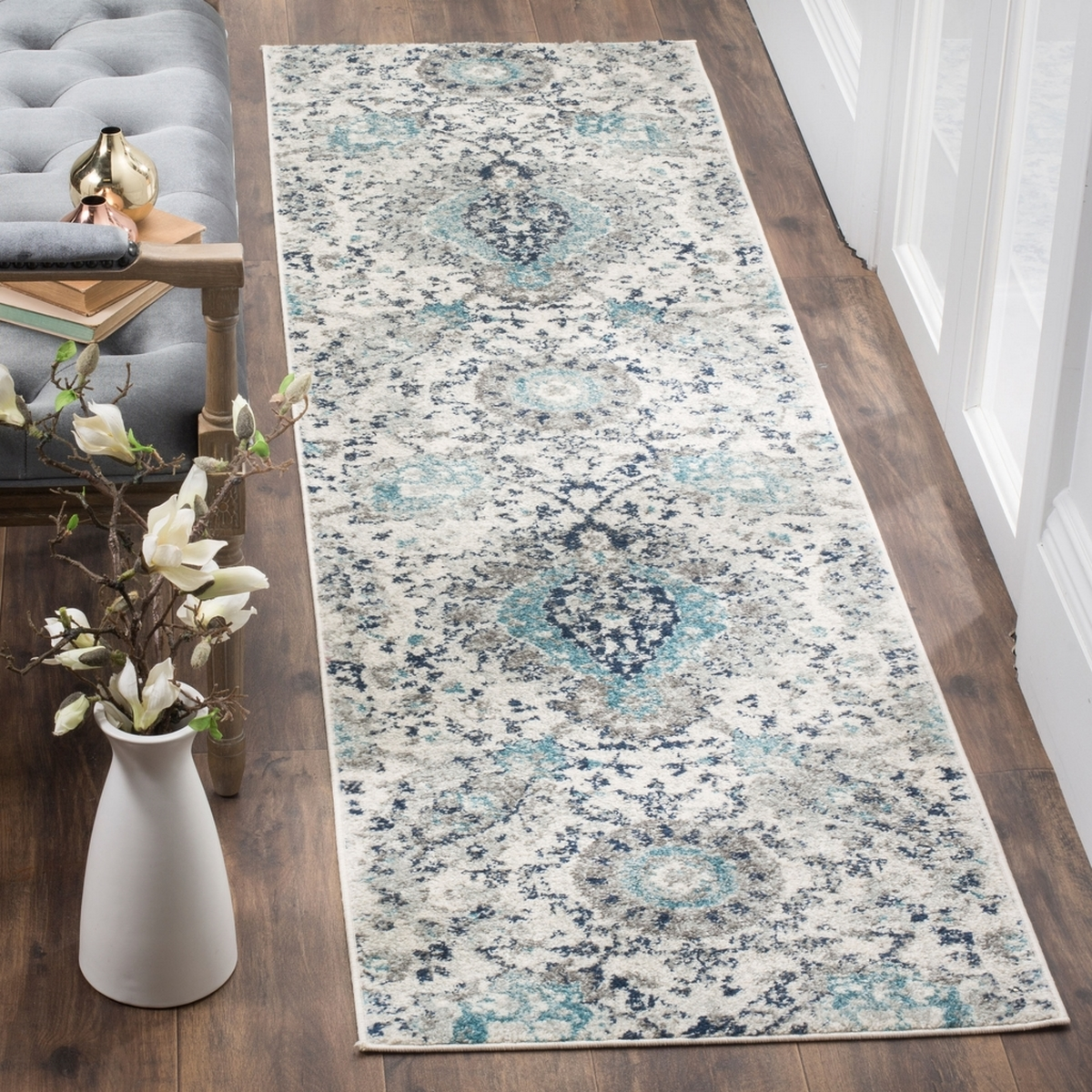 Shades Of Grey Area Rug Madison Rugs Safavieh Com