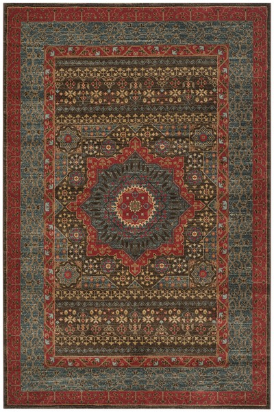 Rug Mah620c Mahal Area Rugs By Safavieh