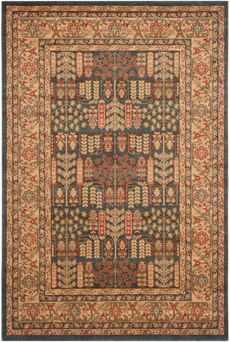 Rug Mah697e Mahal Area Rugs By Safavieh