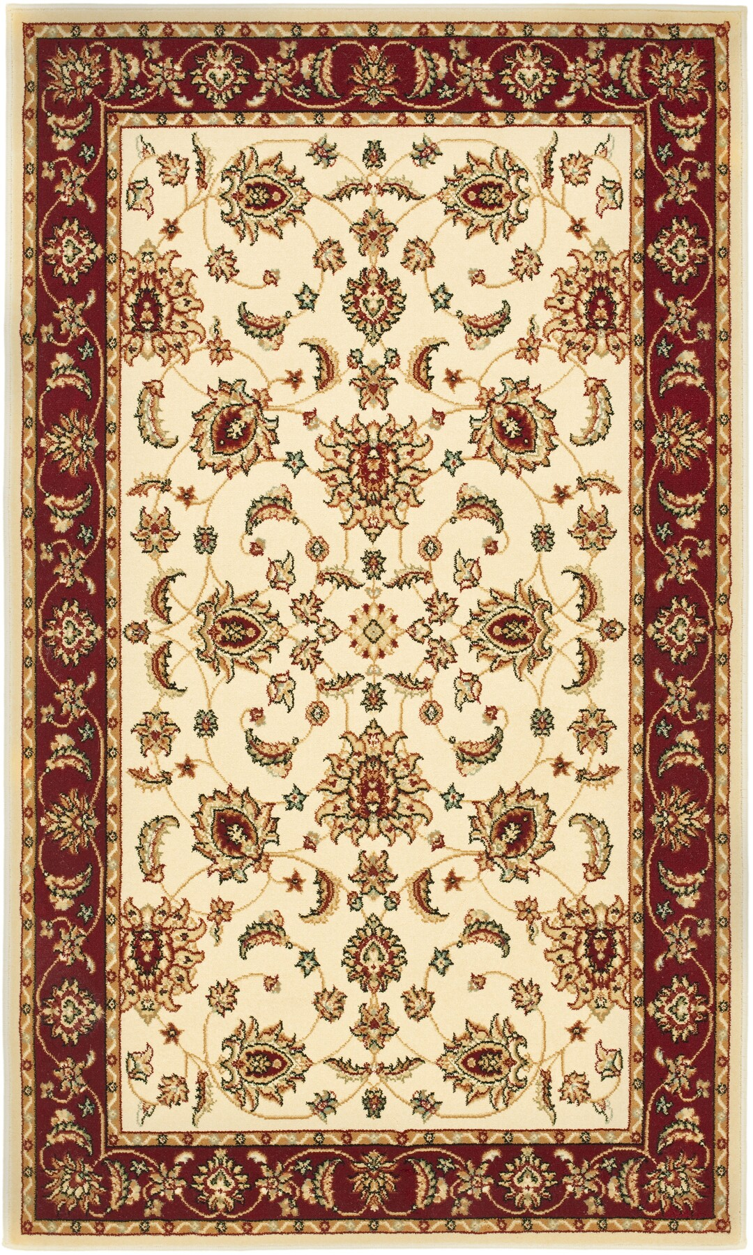 Rug Maj4781 1140 Lotus Floral Majesty Area Rugs By Safavieh