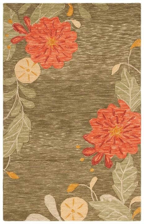 MSR4871B Picture Block Floral