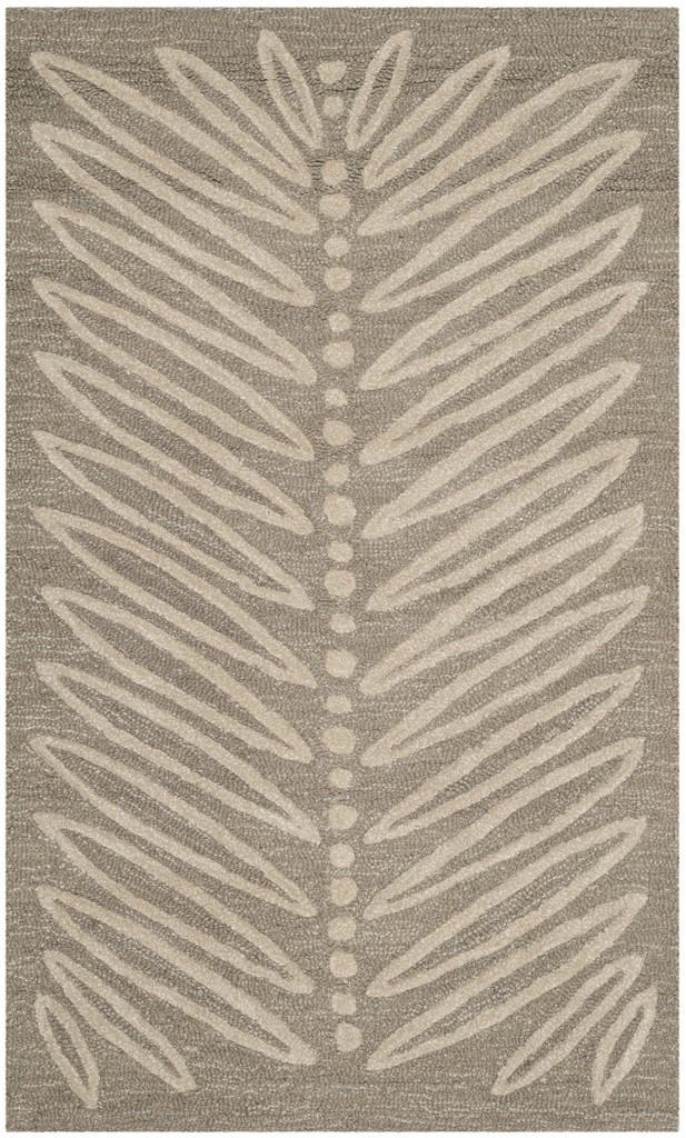 Rug Msr3612a Chevron Leaf Martha Stewart Area Rugs By