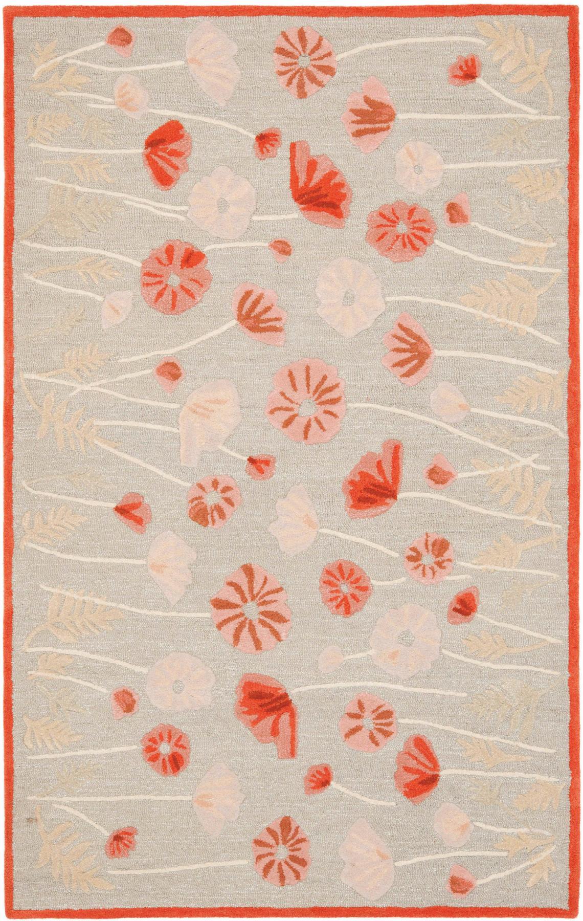 Rug Msr3627b Poppy Glossary Martha Stewart Area Rugs By