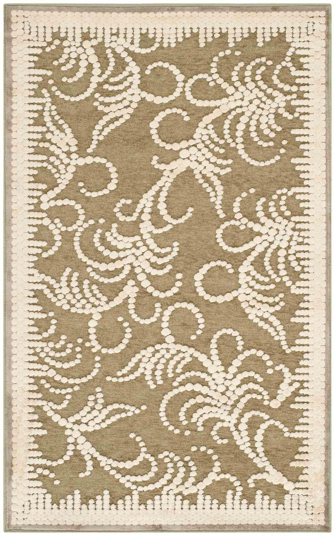 Rug Msr4449a Fountain Swirl Martha Stewart Area Rugs By