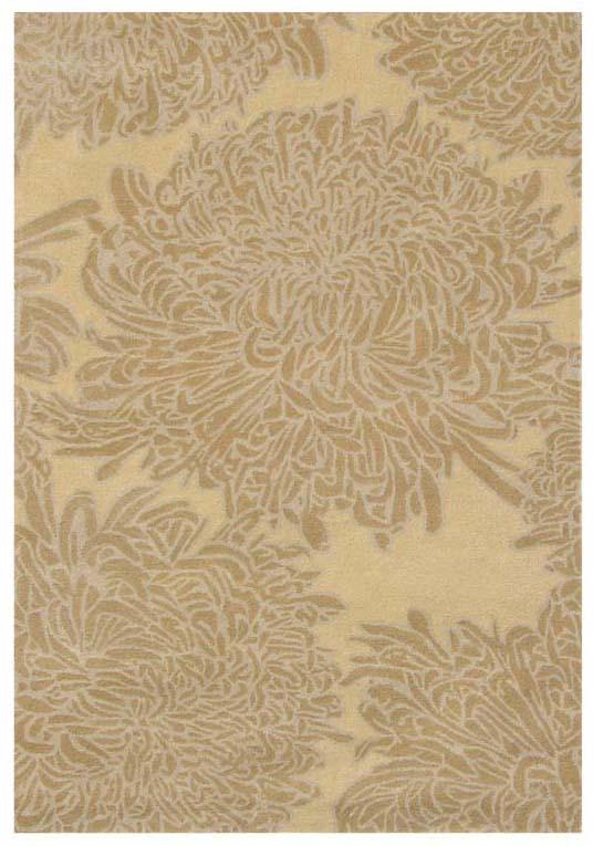 Rug Msr4542a Chrysanthemum Martha Stewart Area Rugs By