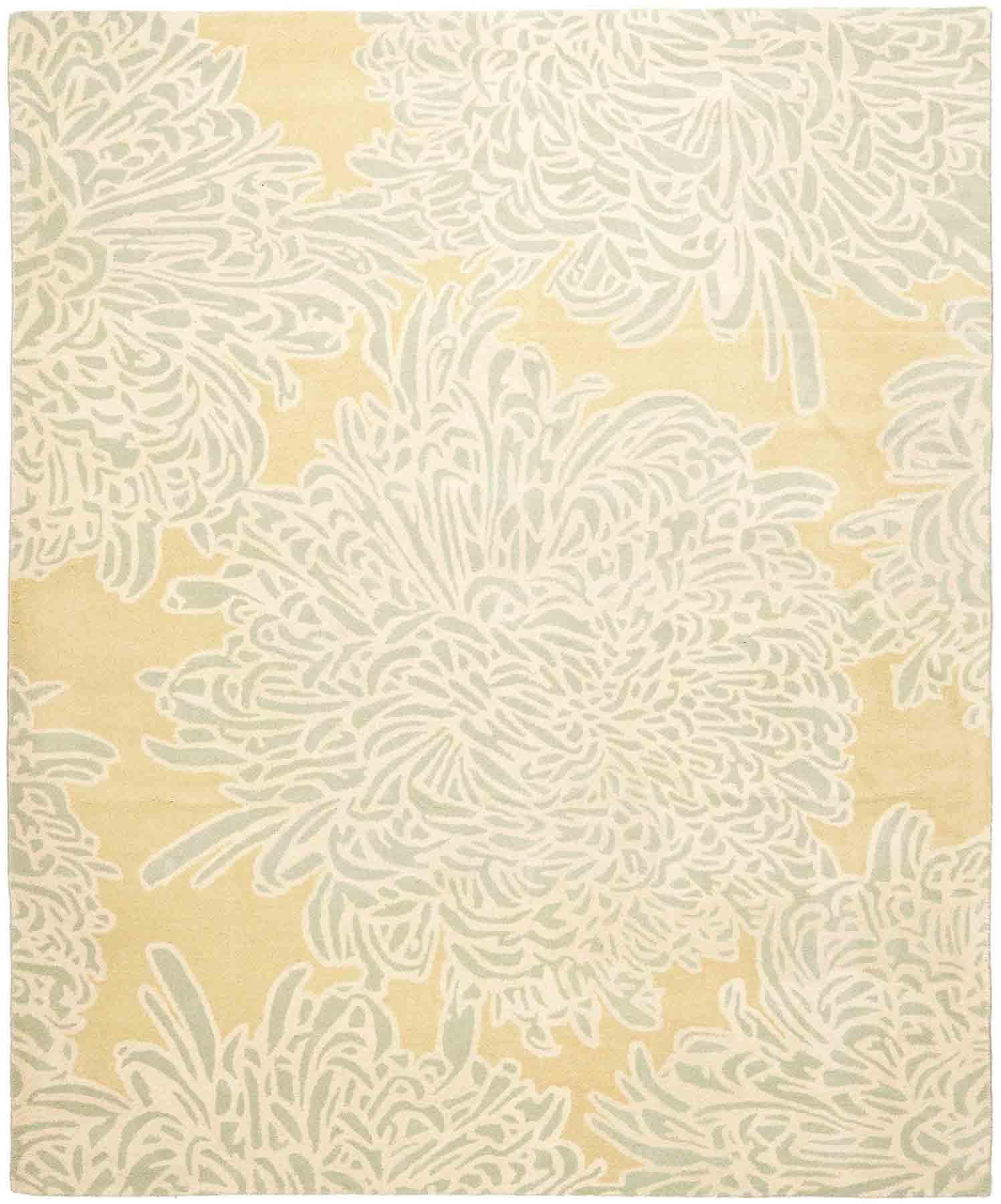 Rug Msr4542d Chrysanthemum Martha Stewart Area Rugs By