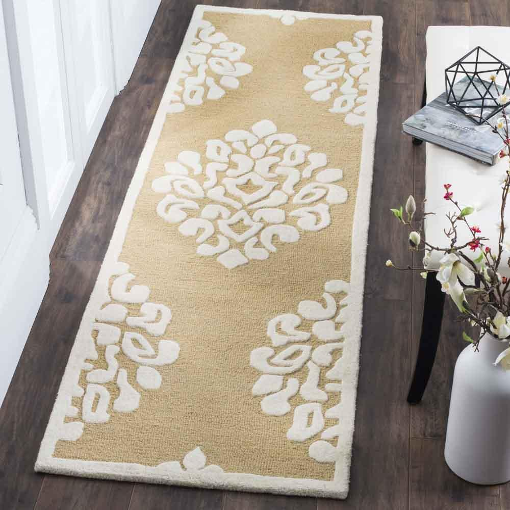 Rug Msr4545c Floret Damask Martha Stewart Area Rugs By