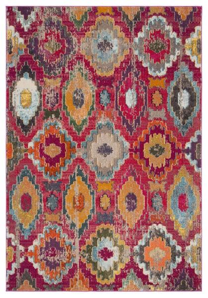 Colorful Area Rugs The Monaco Collection Safavieh