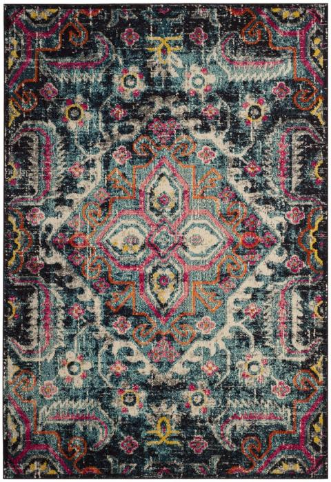Colorful Area Rugs The Monaco Collection Safavieh