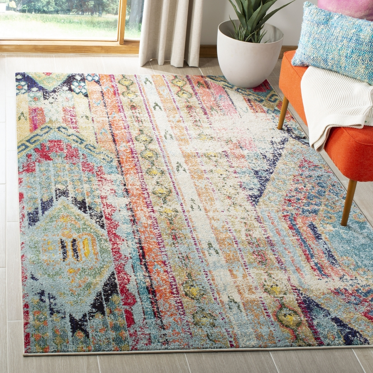 Rug Mnc222f Monaco Area Rugs By Safavieh