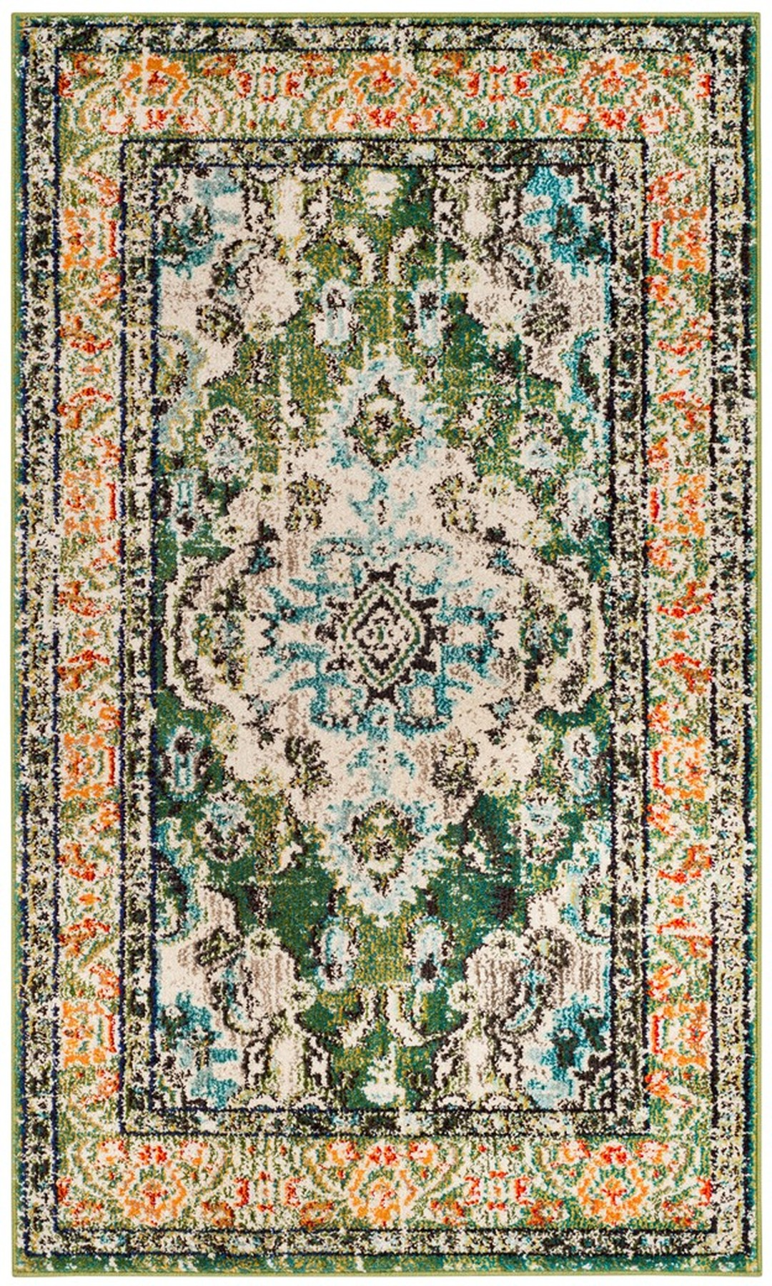 Rug Mnc243f Monaco Area Rugs By Safavieh