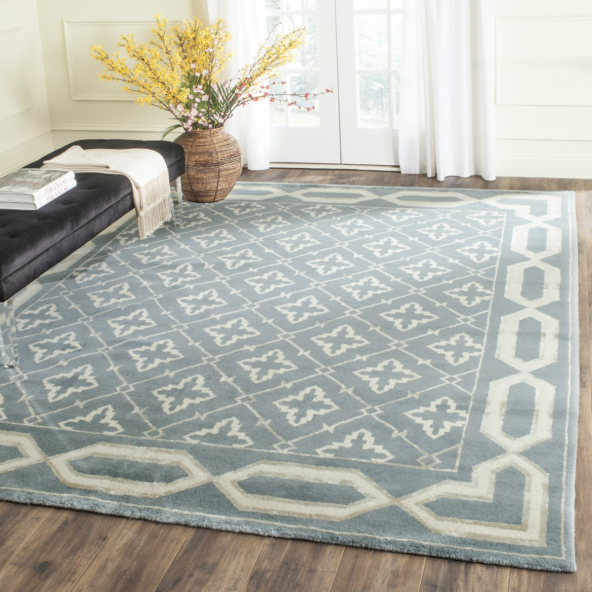 Rug Mos163a Mosaic Area Rugs By Safavieh