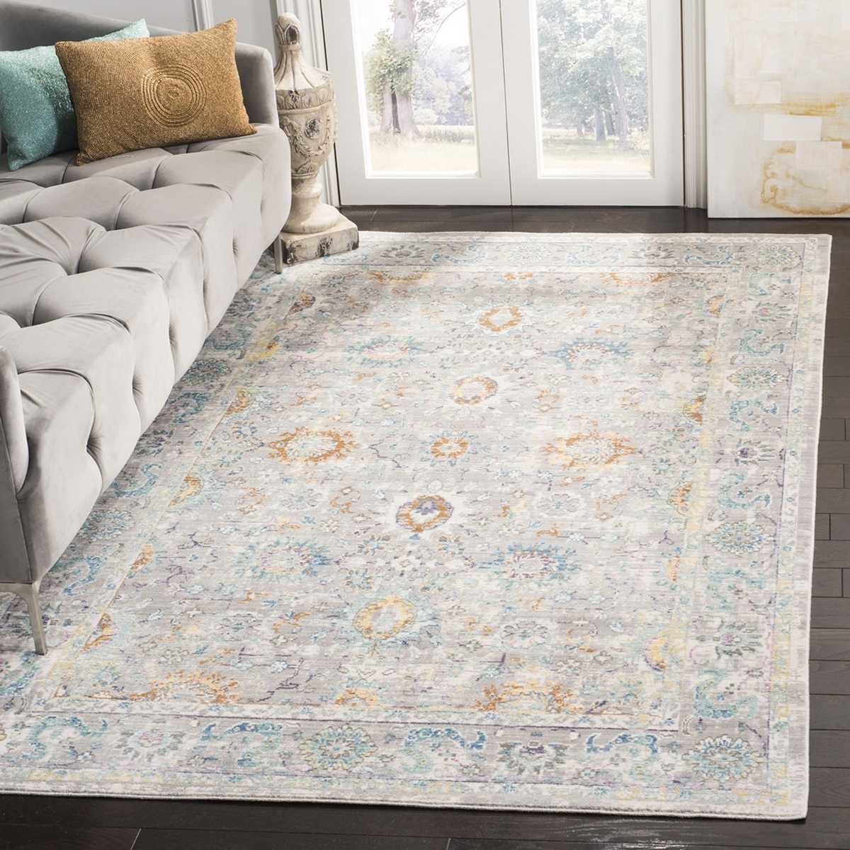 Rug Mys924r Mystique Area Rugs By Safavieh