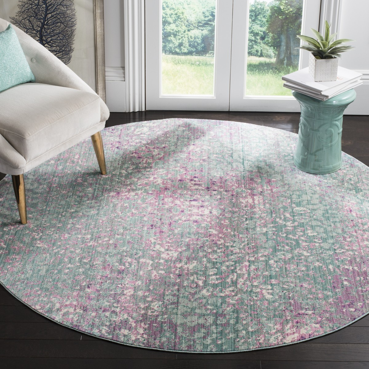 Rug Mys977f Mystique Area Rugs By Safavieh