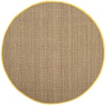 NF114X - Natural Fiber 6ft X 6ft