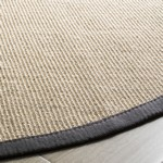 NF131B - Natural Fiber 6ft X 6ft