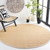 NF131K - Natural Fiber 6ft X 6ft