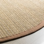NF132D - Natural Fiber 6ft X 6ft