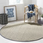 NF151A - Natural Fiber 6ft X 6ft