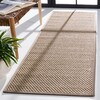 NF153A - Natural Fiber 2ft-6in X 8ft
