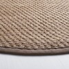 NF153A - Natural Fiber 6ft X 6ft