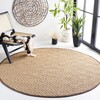 NF154A - Natural Fiber 6ft X 6ft
