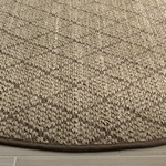 NF155A - Natural Fiber 6ft X 6ft