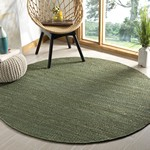 NF368G - Natural Fiber 6ft X 6ft
