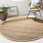 NF732A - Natural Fiber 7ft X 7ft