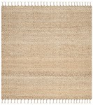 NF733A - Natural Fiber 7ft X 7ft