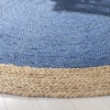 NF801D - Natural Fiber 5ft X 5ft