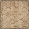 NF882B - Natural Fiber 6ft X 6ft