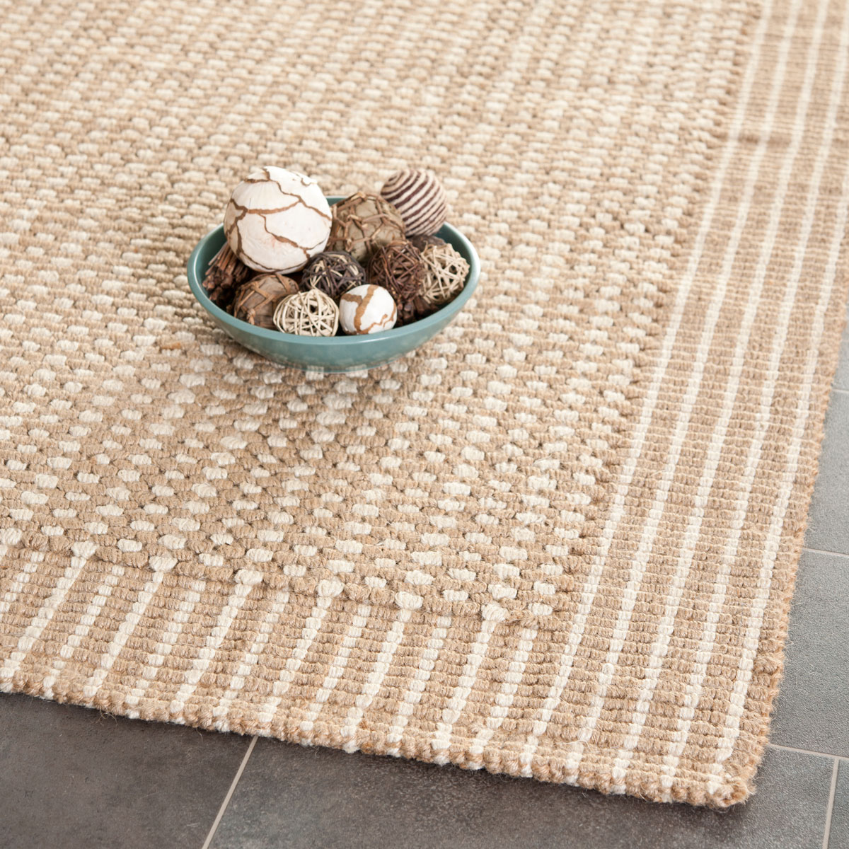 4' X 6' - Rug NF449A - Natural Fiber Area Rugs By Safavieh