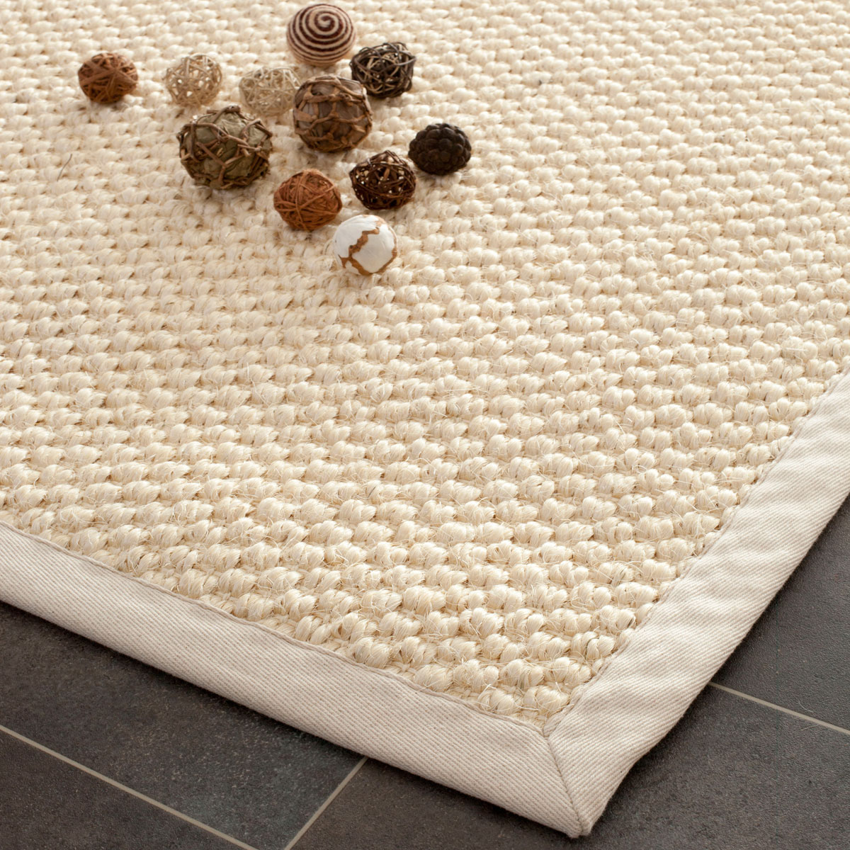 Rug NF525A - Natural Fiber Area Rugs by