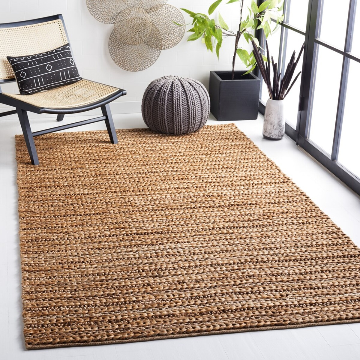 Rug Nf653a Natural Fiber Area Rugs By Safavieh