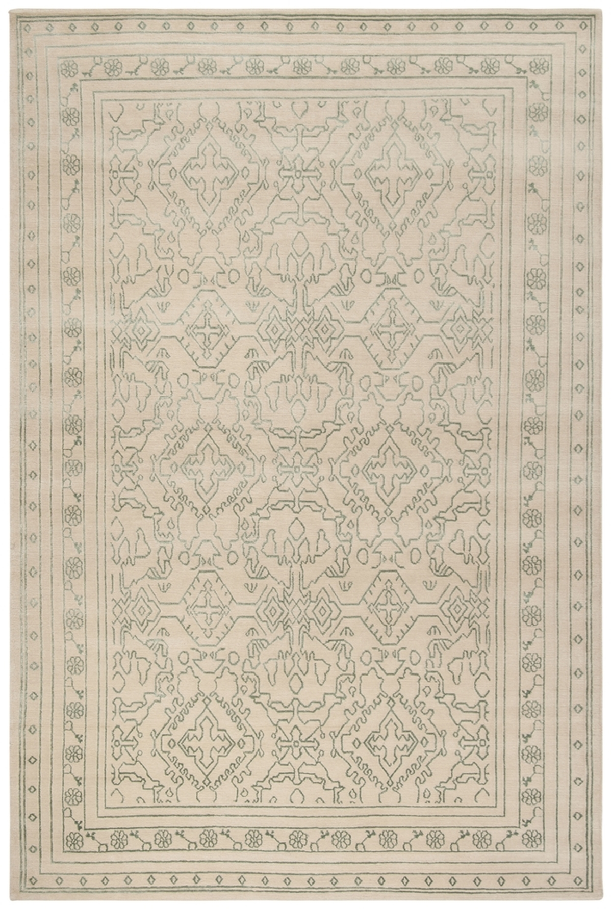 Rug Szk273a Nepalese Area Rugs By Safavieh