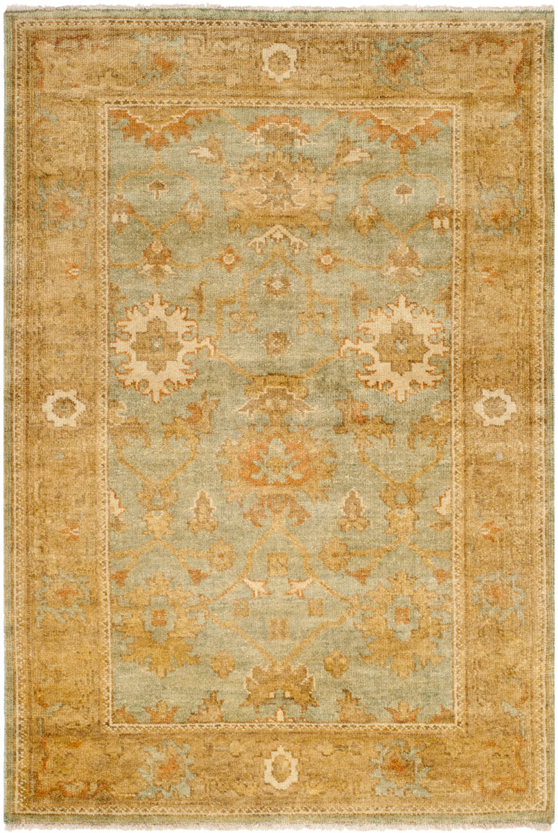Rug Osh115c Oushak Area Rugs By Safavieh