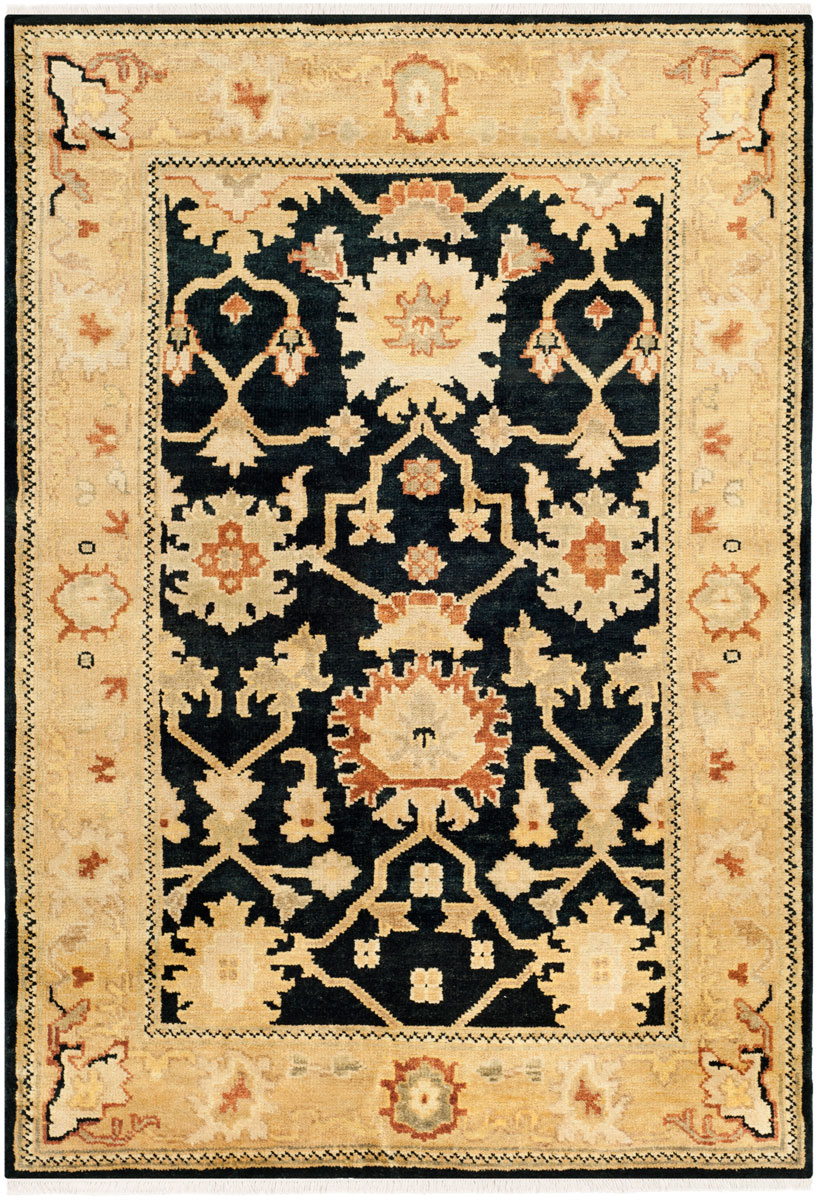 Rug Osh115d Oushak Area Rugs By Safavieh