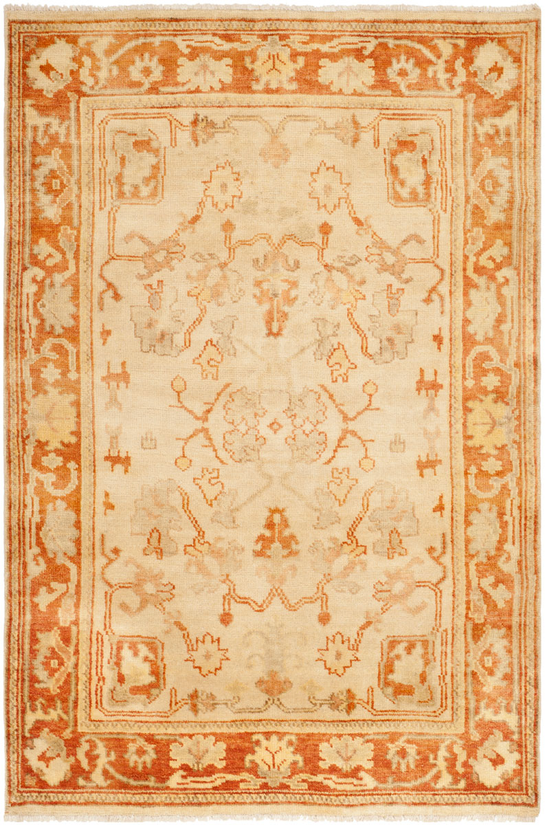 Rug Osh122a Oushak Area Rugs By Safavieh