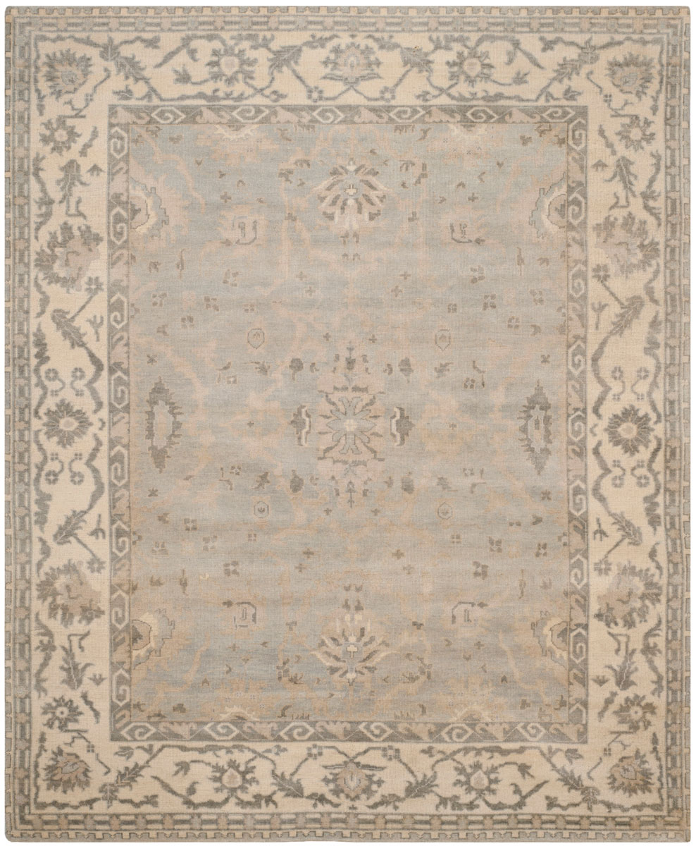 Rug Osh231a Oushak Area Rugs By Safavieh