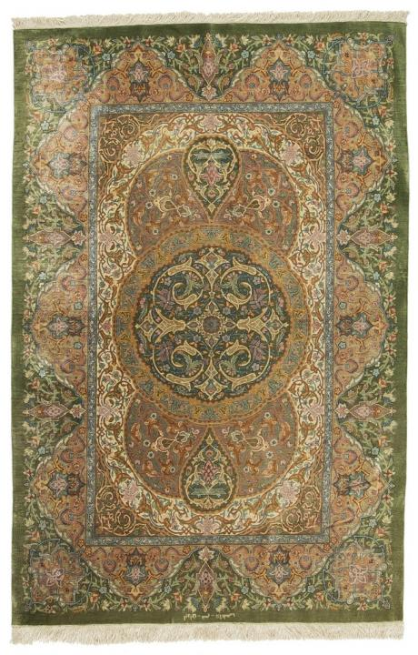 121698 Persian Qum