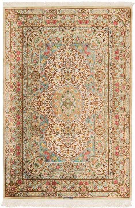 166386 Persian Qum