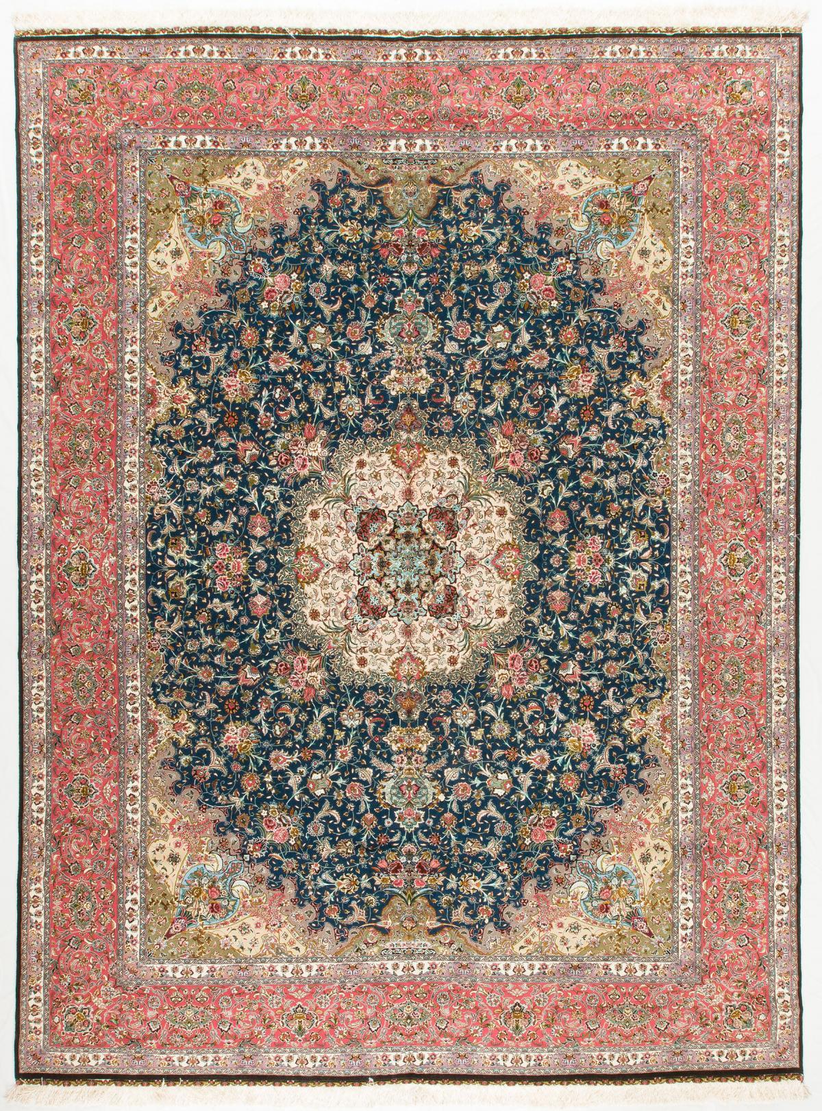 Rug 155971 Persian Tabriz