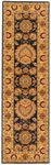 "PC448B - Persian Court 2ft-3"" X 8ft"