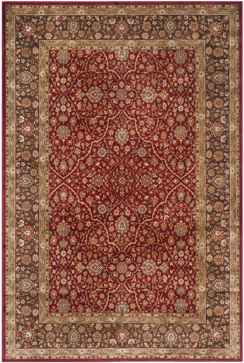 Rug Peg606r Persian Garden Area Rugs By Safavieh