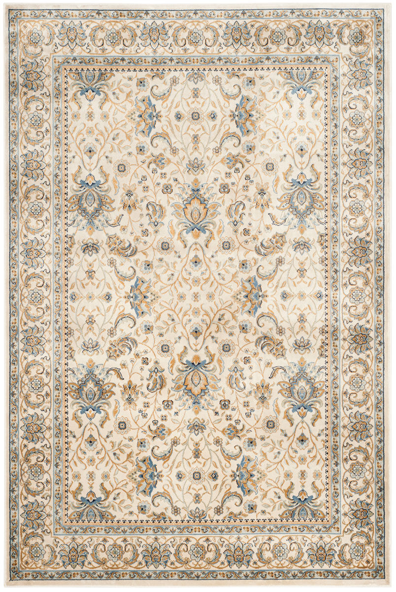 Rug Peg607c Persian Garden Area Rugs By Safavieh
