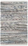 RAR121A - Rag Rug 2ft-6in X 4ft