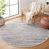 RAR121M - Rag Rug 6ft X 6ft